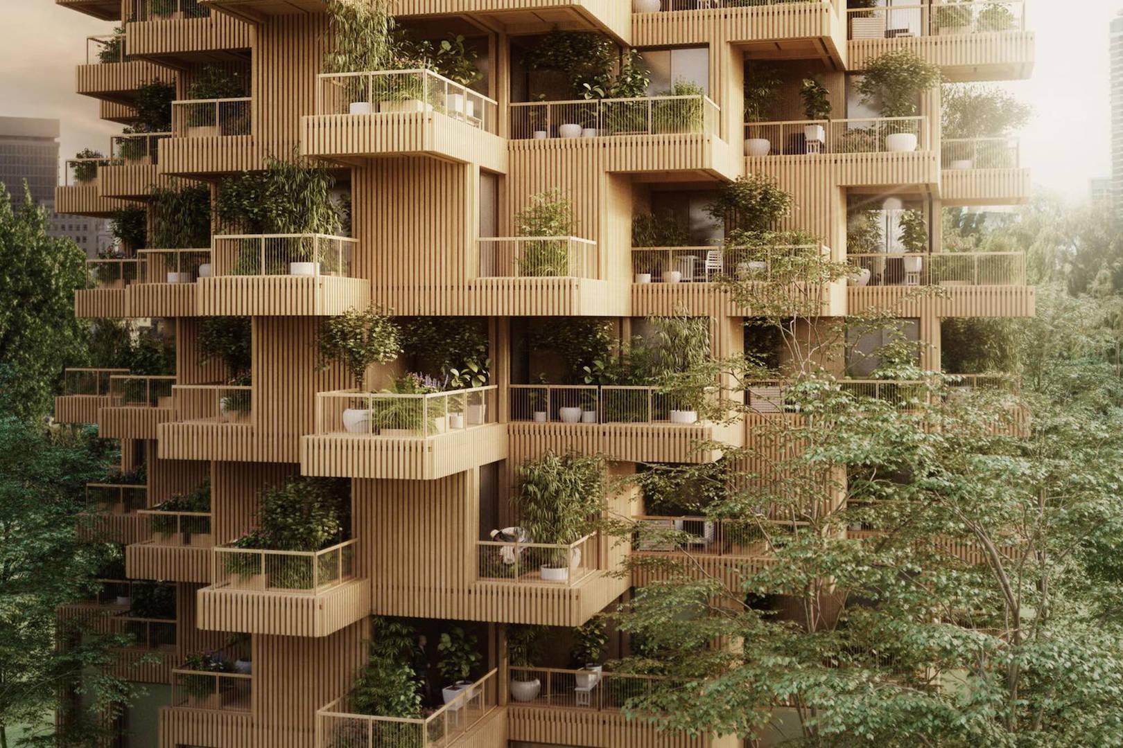 Architettura Sostenibile Architetti architettura in legno: un futuro sostenibile dell'abitare?