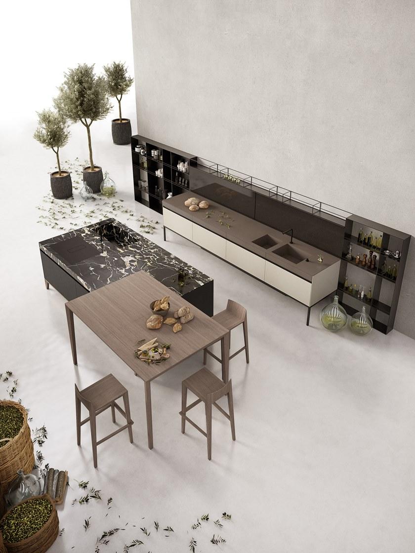 Il prezzo ? è una scelta di design. Marc Sadler sulla cucina Sei per ...